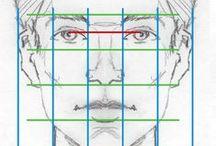 Drawing Human: Head