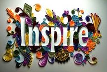 Quilling Inspiration / The quilling projects that fire up my imagination, give me abundant inspiration & fill me with adoration for the amazingly talented quilling artists who created them!