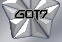 got7 / Members: JB, Junior, Jackson, Mark, Bam Bam, Youngjae, Yugyeom