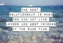 Quotes etc.