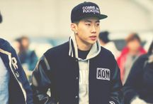 Jay Park / Ex.member from 2PM, actor (K-POP Ultimate Audition)