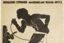 Stones: Concertposters