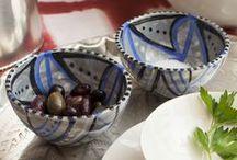 Maker: Monika Neuland / Textile + Ceramic work and Inspirations