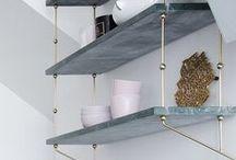 Shelf Style / Creative Ways to Organize and Display