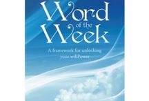"""Word of the Week / """"Word of the Week: A framework for unlocking your willPower"""" by founder, Sarah Ingmanson"""