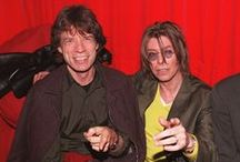 Stones: with Bowie