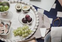 Trays & Chargers / Trays & Chargers & Base Plates to Complete your Storied Table