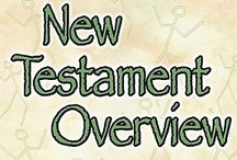 New Testament / by Grapevine Studies