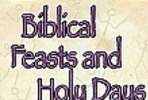 Biblical Feasts / by Grapevine Studies