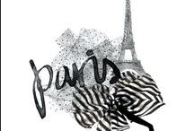 Paris & Ile de France / by Arlette Bedel