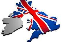 Angleterre / Voyageons de long en large en Angleterre / by Arlette Bedel
