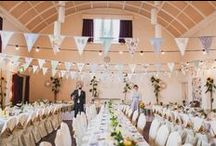Wedding | Village Hall Decor / Ideas for decorating our venue and games