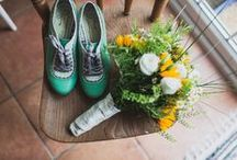 Wedding | Shoes / Shoe ideas for the big day!