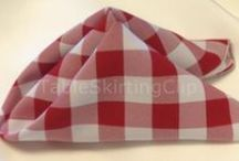 Checker Table Linen / Poly #Checker table skirting, tablecloths, napkins, and table runners. Classic #checkered table linen with the one pattern that's ALWAYS a favorite!