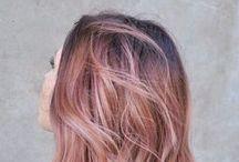 hair / Versatile hairstyles.
