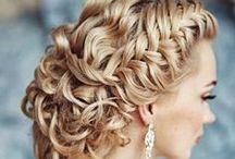 hair and makeup / by Rebekah Hagberg
