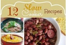 Slow Cooker Recipes / by Favado App