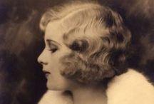 Wedding | 1920s Hair and Veil Ideas / A board full of 1920s wedding hair and veils.
