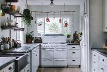 kitchen / by linda // the baker who kerns