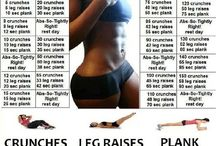 Abs Workout/Stretching