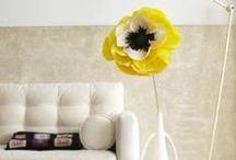 Make | DIY Paper Flowers / DIY Paper Flowers
