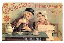 La nostra Storia - Our story / Immagini storiche di Hausbrandt Historic images by Hausbrandt