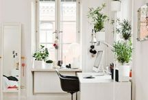 office / by linda // the baker who kerns