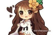 Manga / Mangas en tout genre, Elfes, Kawaii, tout et rien sur l'univers adorable des personnages du Japon !