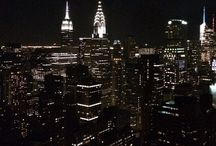 NYC aka my Gotham city / NYC my place of peace so much to do there but I love to go at night / by The Dark Knight