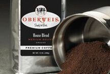 Oberweis Ground Coffee / Simply the Best coffee delivered right to your door! It doesn't get much more convenient than that! We have a blend to satisfy each coffee drinker! Visit www.oberweis.com to learn more about having these delivered!