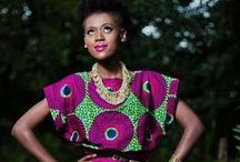 Print This (African Prints and Fashion) / No other continent has more intricate, flavorful, bright, and bold prints than the continent of AFRICA. / by Dormowa Sherman