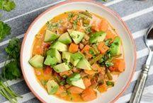 Soup + Stew Recipes