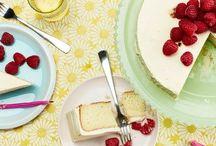 Dessert/Snack Recipes / Recipes for desserts or snacks