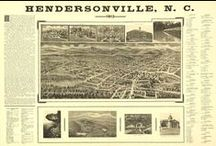 Historic Hendersonville / Vintage WNC