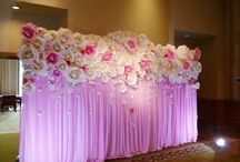 Backdrops / by Ambiance Couture Events