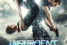 Divergent • Insurgent • Allegiant