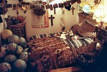 Hipster, retro Rooms