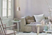 Interieur / Scandinavisch en pastel