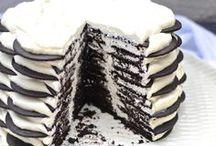 Cake + Pie Recipes