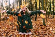 season; fall / crisp leaves, cinnamon & pumpkins