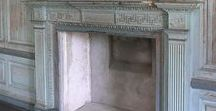 Keep the Home Fires Burning / Fireplaces, fire surrounds, mantels, accessories.