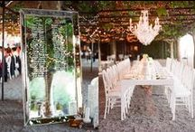 French Wedding Styling / Styling ideas for weddings in France