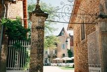 Wedding in the Dordogne / A stunning French wedding in the Dordogne, orchestrated by Marry Me in France.