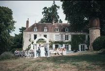 Wedding in Normandy / An incredible wedding at Chateau de la Mouchere in Normandy.