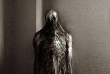Entità oscure / Demoni e altre creature che tormentano l umana esistenza. Alcune reali altre mitologiche.