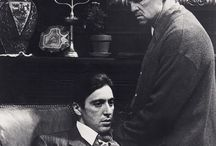 AL PACINO & MARLON BRANDO / The legends great actors