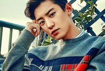 CHANYEOL /  Park Chan Yeol (박찬열), November 27, 1992, Rap, Vocal, 185cm