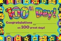 100ème jour - collections