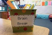 Brain break activités