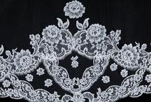 Homa Bridal - Mantillas & Veils / Exquisite Designer Handcrafted Lace Veils